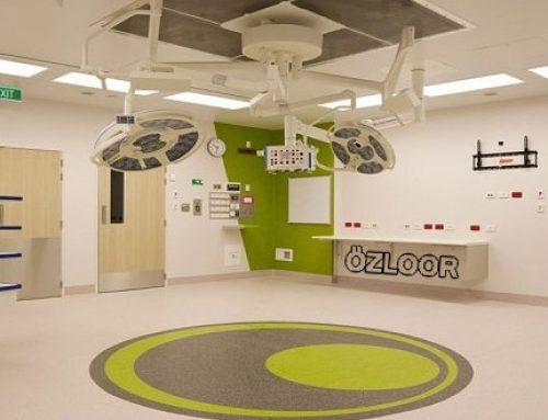 Ameliyathane Zemin Kaplama Malzemeleri