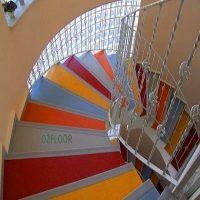 pvc merdiven kaplama