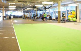 fitness spor salonu yer döşemeleri