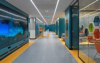 hastane yer döşemeleri