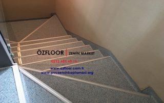mineflo merdiven döşemeleri